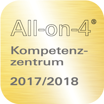 All-on-4® Kompetenz­zentrum 2017/2018