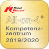 All-on-4® Kompetenz­zentrum 2019/2020